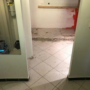 VII. kerületi konyha és előszoba felújítása