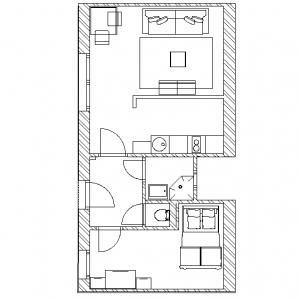 VI. kerületi lakásfelújítás