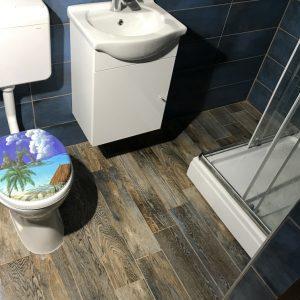XXII. kerületi fürdőszoba felújítása
