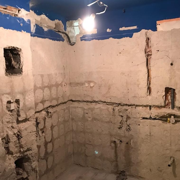 IX. kerületi lakás felújítása