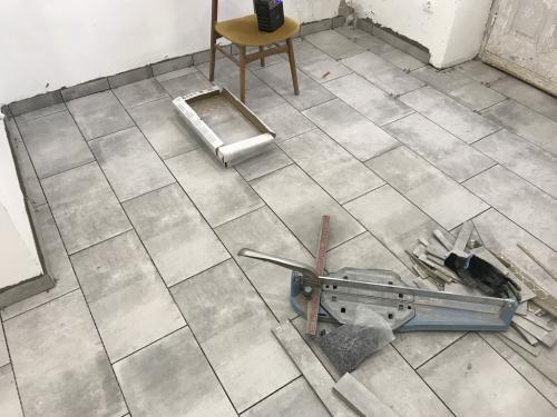 Konyha padlóburkolat