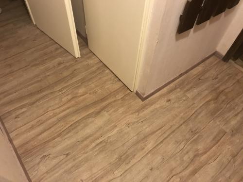 Vinyl padlóburkolat