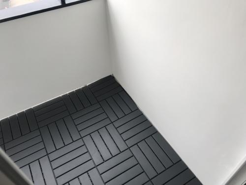 Műanyag padlóburkolat