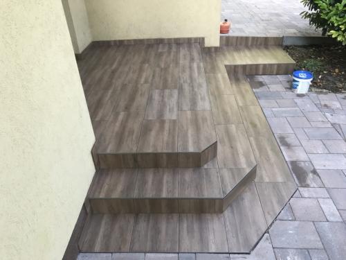 Kifugázott lépcsők