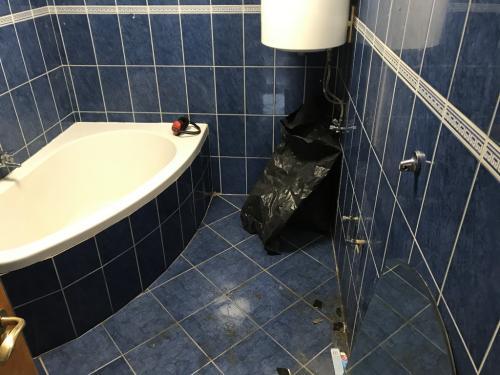 Ilyen volt a régi fürdőszoba