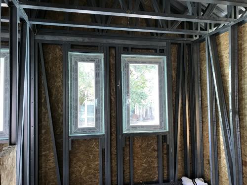 Hálószoba ablakok 3 rétegű üvegezéssel