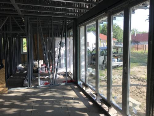 Teraszajtó és ablak 3 rétegű üvegezéssel