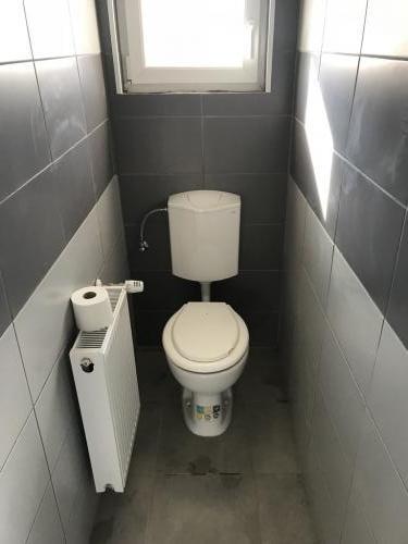 Elkészült WC