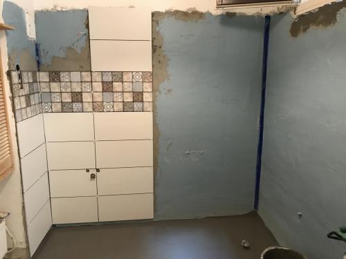 Belvárosi fürdőszoba