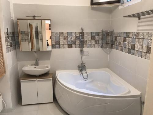 Belvárosi fürdőszoba - utána